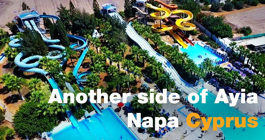 Another side of Ayia Napa