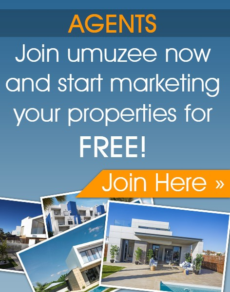 Join umuzee now and start marketing your properties for FREE!