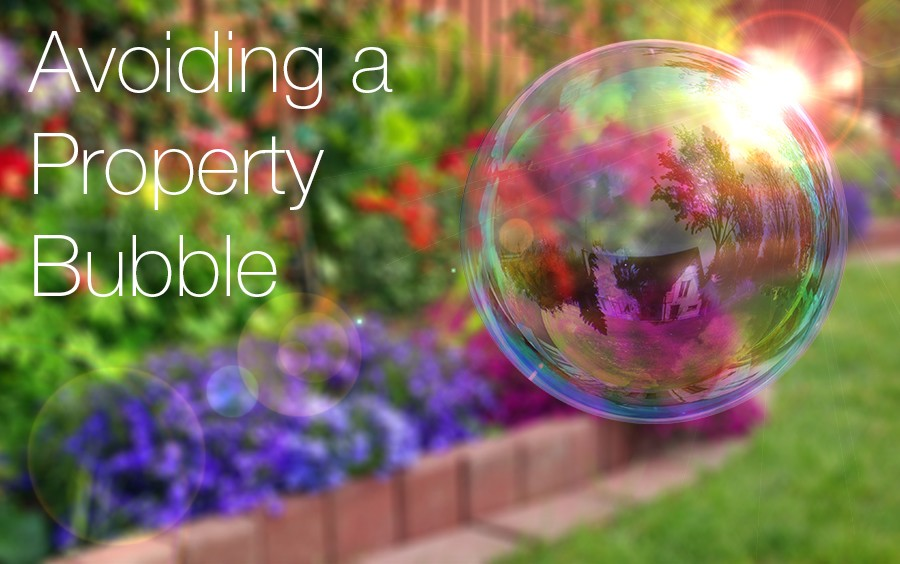 Avoiding a Property Bubble