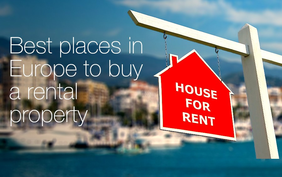 Best places in Europe to buy a rental property