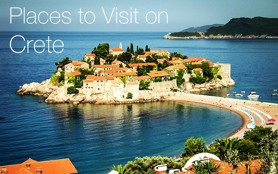 Places to Visit on Crete