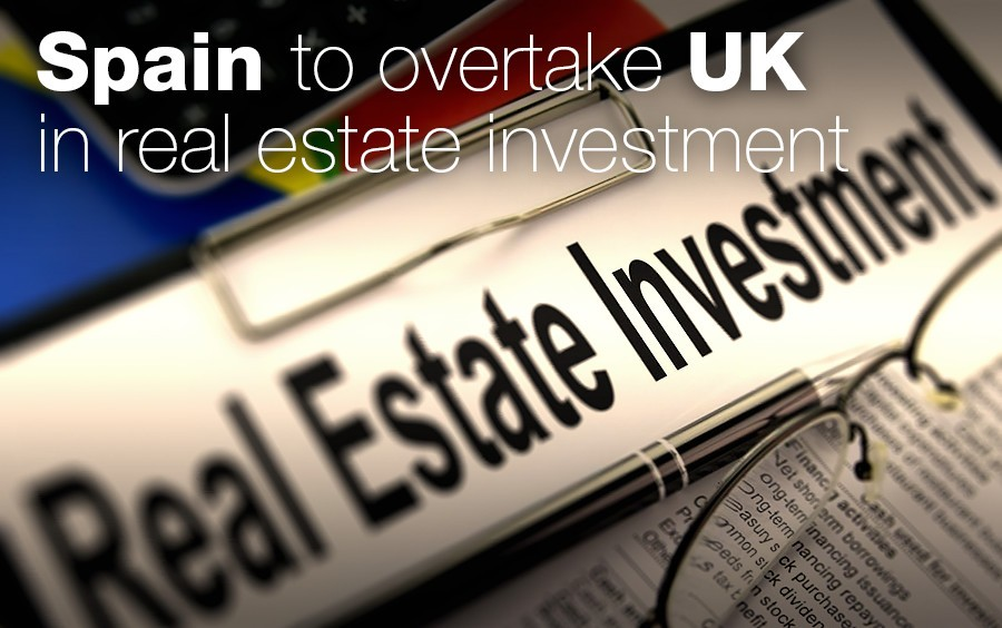Spain to overtake UK in real estate investment