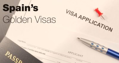 Spain's Golden Visa