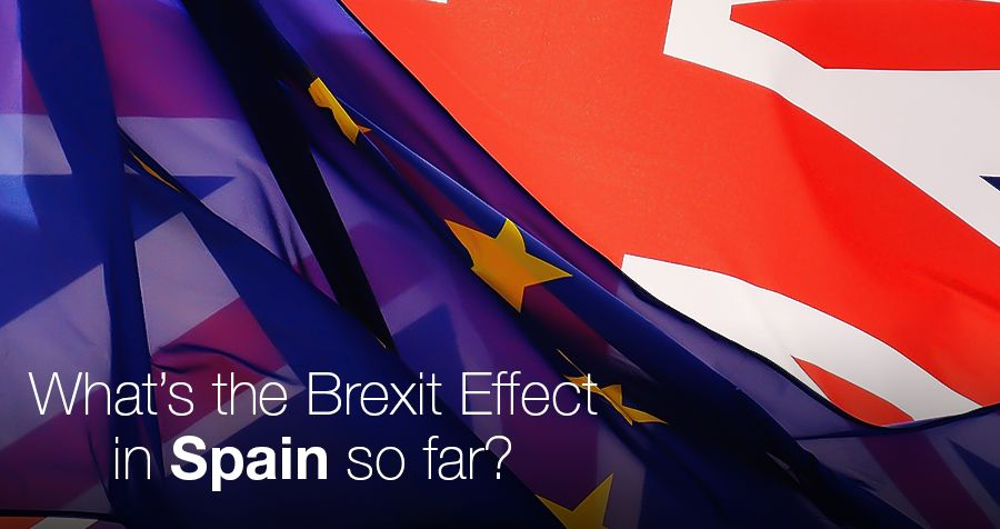 What's the Brexit Effect in Spain so far?