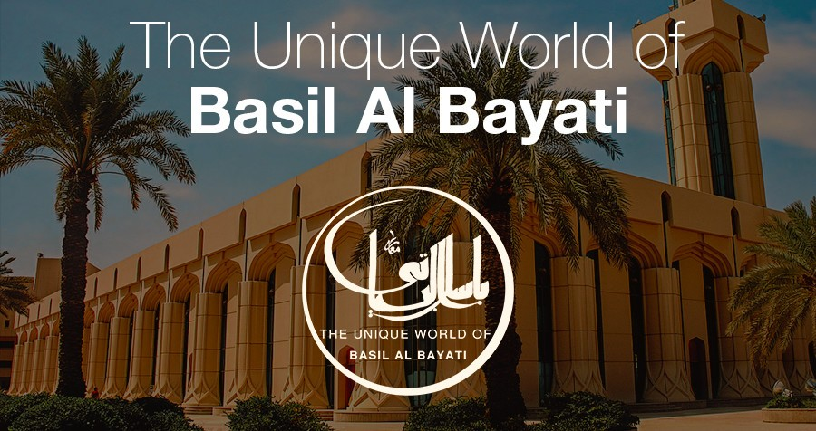The Unique World of Basil Al Bayati