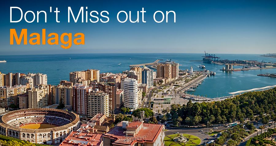 Don't Miss out on Malaga