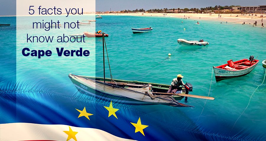 5 facts you might not know about Cape Verde