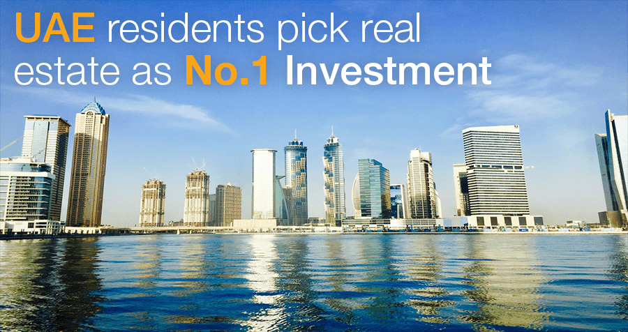 UAE residents pick real estate as No.1 investment