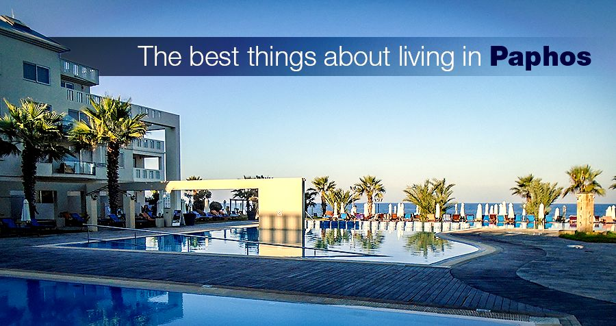 The best things about living in Paphos