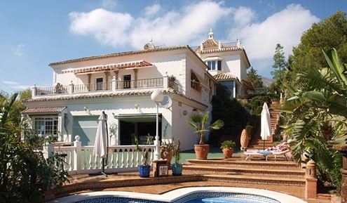 6 Bedroom Villa in Mijas - Malaga (Costa del Sol) , Spain