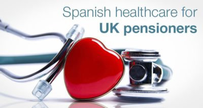 Spanish healthcare for UK pensioners