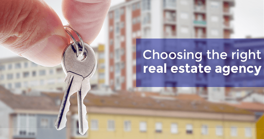 Tips to choosing the best real estate agency before buying or renting an apartment.