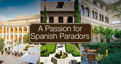 A Passion for Spanish Paradors