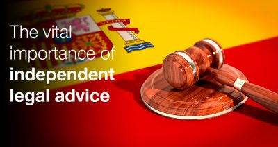 The vital importance of independent legal advice
