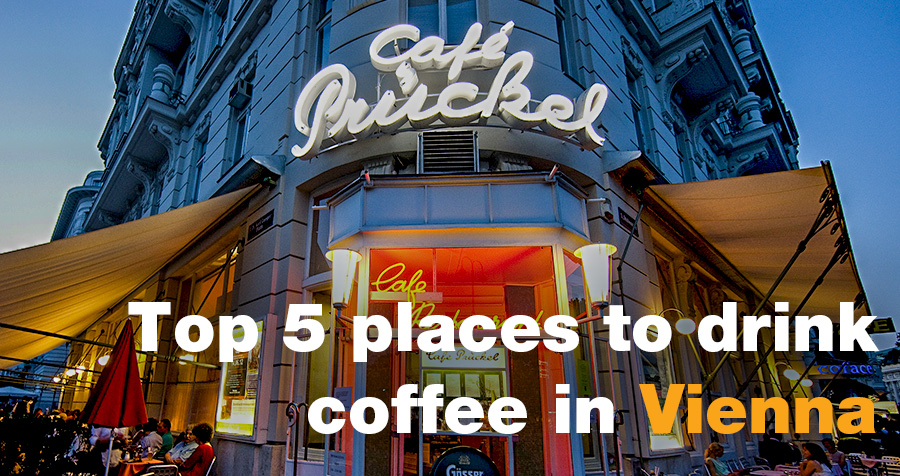 Top 5 places to drink coffee in Vienna