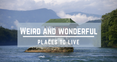 Weird and wonderful places to live