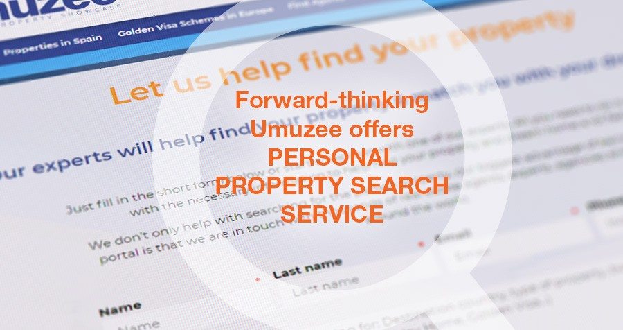 Forward-thinking Umuzee offers personal property search service