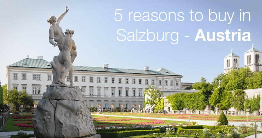 5 reasons to buy in Salzburg